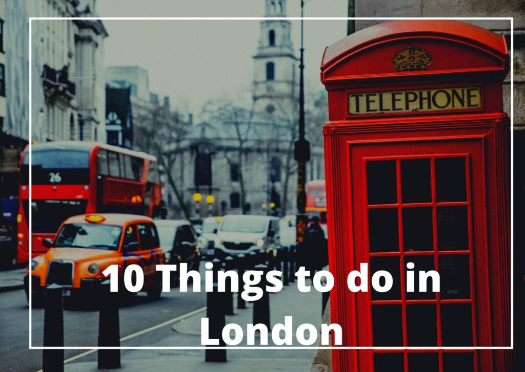 10 thing lond